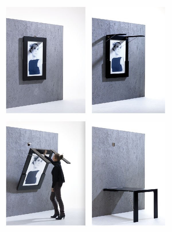 Picture Table By Ivy Design Hermit Homewares