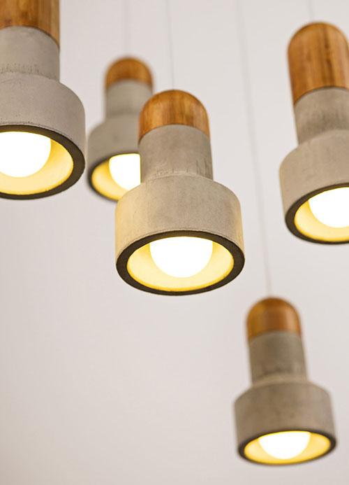 light pendant   Hermit Homewares
